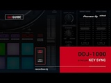 Функция KEY SYNC в rekordbox dj @ fastGUIDE
