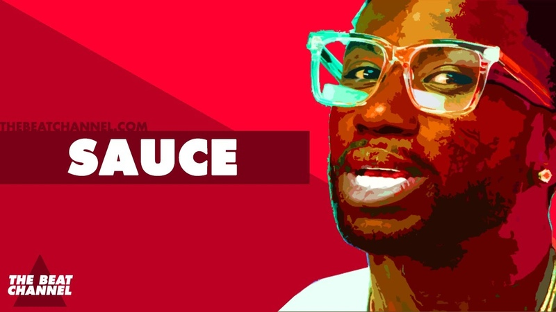 SAUCE Dope Trap Beat Instrumental 2017 | Crazy Hard Rap Hiphop Freestyle Trap Type Beat | Free DL