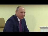 Встреча с российским борцом Хабибом Нурмагомедовым