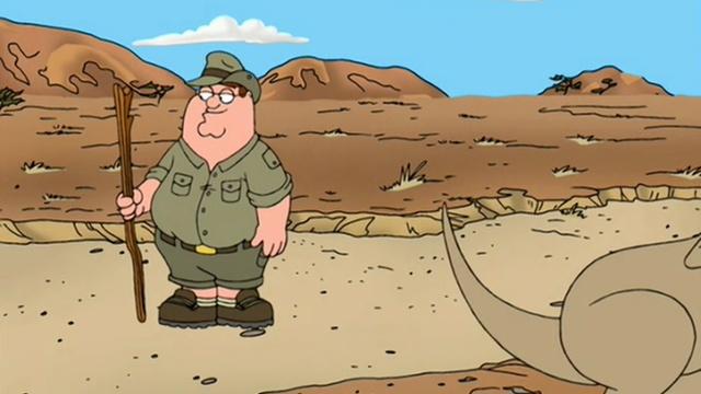 Family Guy   Гриффины (2 Сезон, 15 Серия) - Чёртова Джанет (Ren-TV)