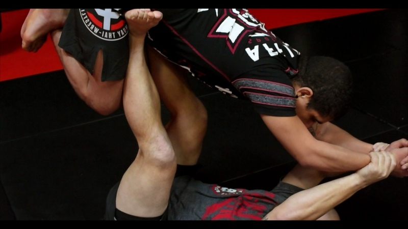 Affliction's Tip Tuesday Helicopter Arm Bar