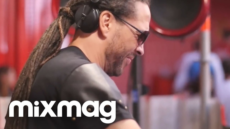 RONI SIZE quality dnb set in The Lab SmirnoffHouse