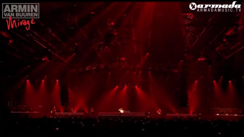 Armin van Buuren vs Sophie Ellis Bextor - Not Giving Up On Love (011 DVD_Blu-ray