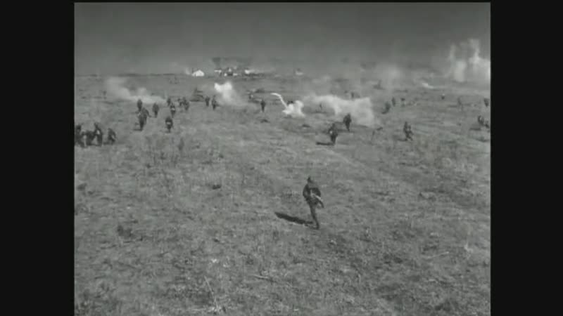 Человек с крестом Luomo dalla croce 1943. Режиссер Роберто Росселлини.