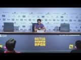 En Directo Rueda de prensa de Rafael Nadal tras su derrota con Dominic Thiem.