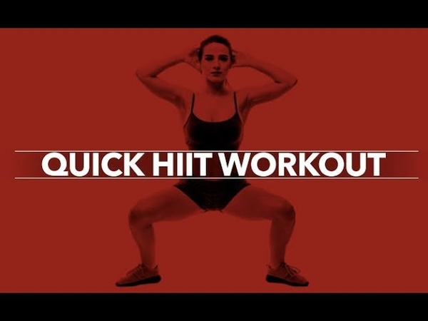 Quick HIIT Workout (12 MINUTE BRUTAL CARDIO!!)