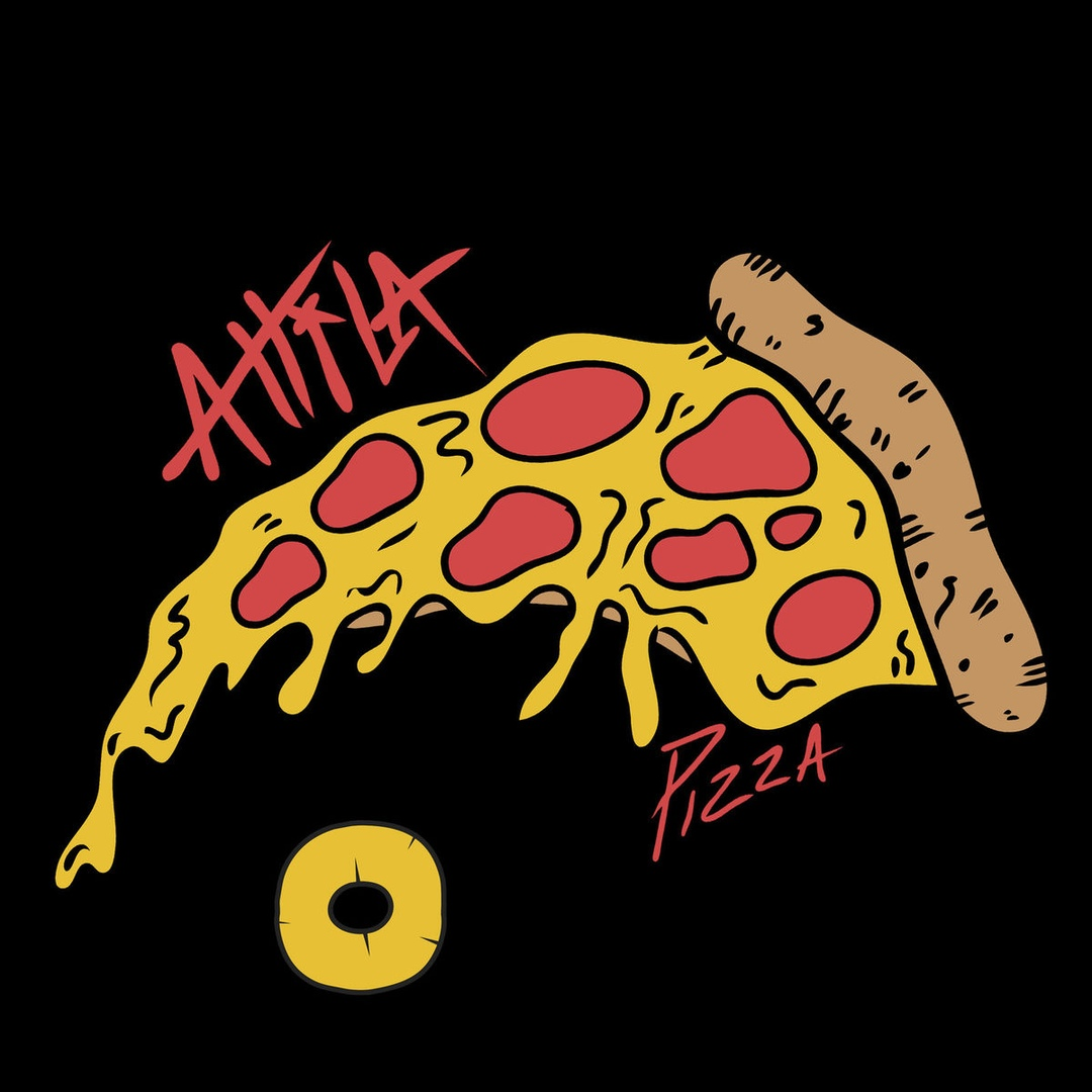 Attila - Pizza [single] (2018)