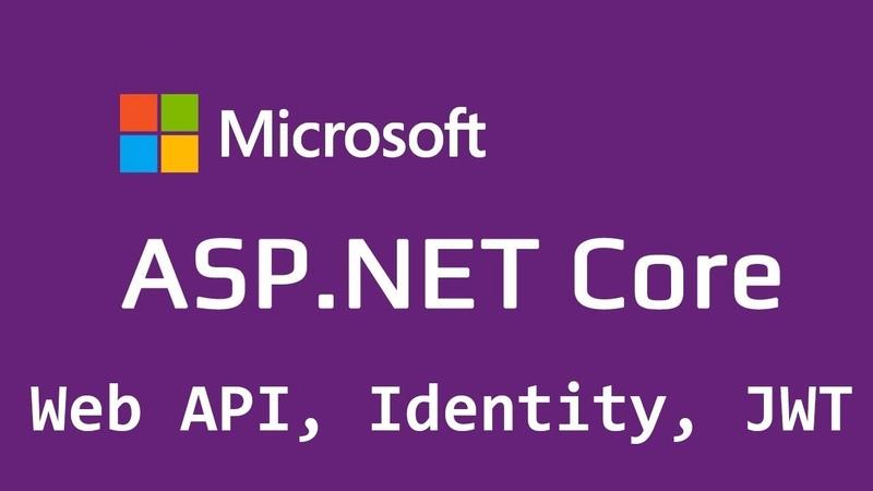 Разработка SPA приложения - настройка ORM Entity Framework Core ч.2 (ASP.NET Core Web API)