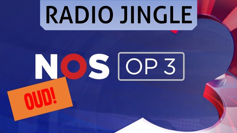 Radio Jingle NOS op 3 oud