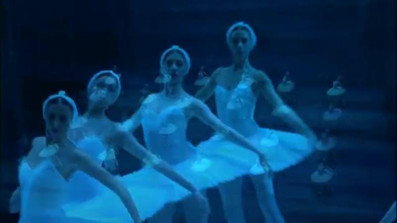 Swan Lake (Part I) - ballet (Bolshoi Ballet, Svetlana Zakharova, Denis Rodkin)