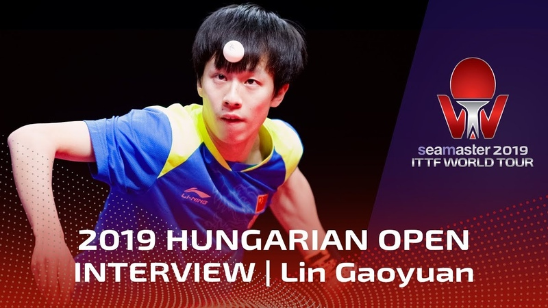 Lin Gaoyuan Match Review | 2019 Hungarian Open