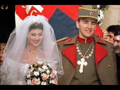 Ceca i Arkan - Svadba 19.02.1995.