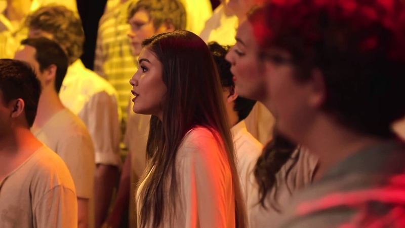 Giving Up On Love - Coastal Sound Youth Choir: Indiekör 2015 (Slow Club cover)