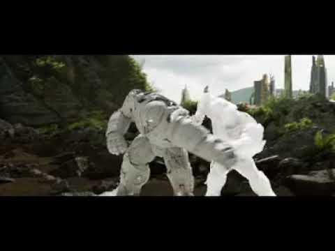 Avengers: Infinity War | VFX Scene