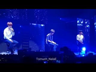 [FANCAM] 08.09.2018: BTOB-BLUE - When It Rains @ 2018 BTOB TIME -THIS IS US- in Taiwan