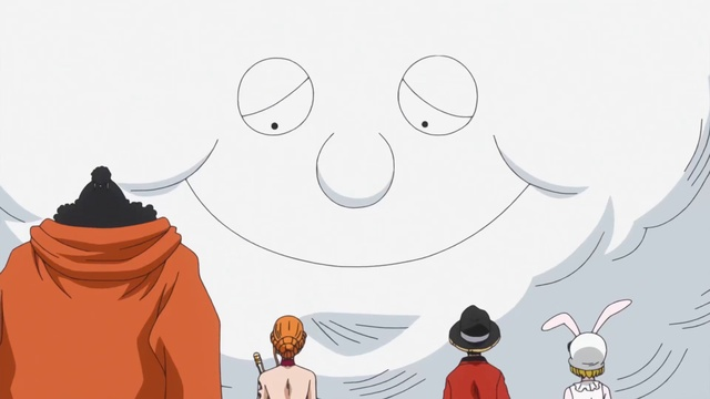 Ван Пис 845 / One Piece 845 HD русская озвучка Mewtwo