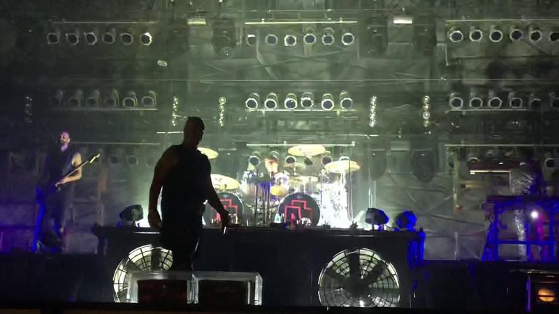 Rammstein - Amerika en vivo Puerto Vallarta 02/01/19