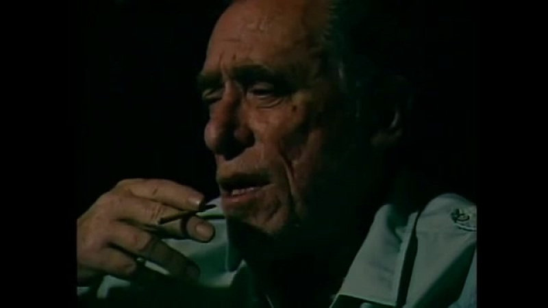 The Charles Bukowski Tapes Directed by Barbet Schroeder Чарльз Буковски Интервью1987 Часть №1