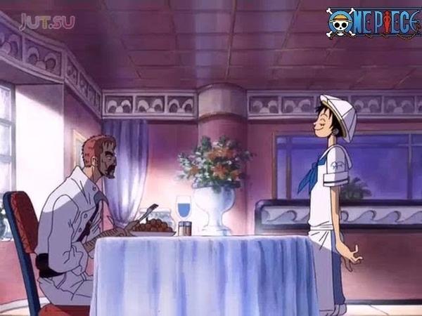 [Ван Пис] Луффи и Командор Джонатан (Shachiburi)