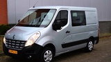 Renault Master T28 2.3 DCI L1 H1 Automaat  Airco Navi  Cruise control