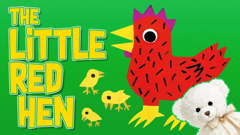 The Little Red Hen by Byron Barton | Children's Book Read Aloud | Storytime With Ms. Becky