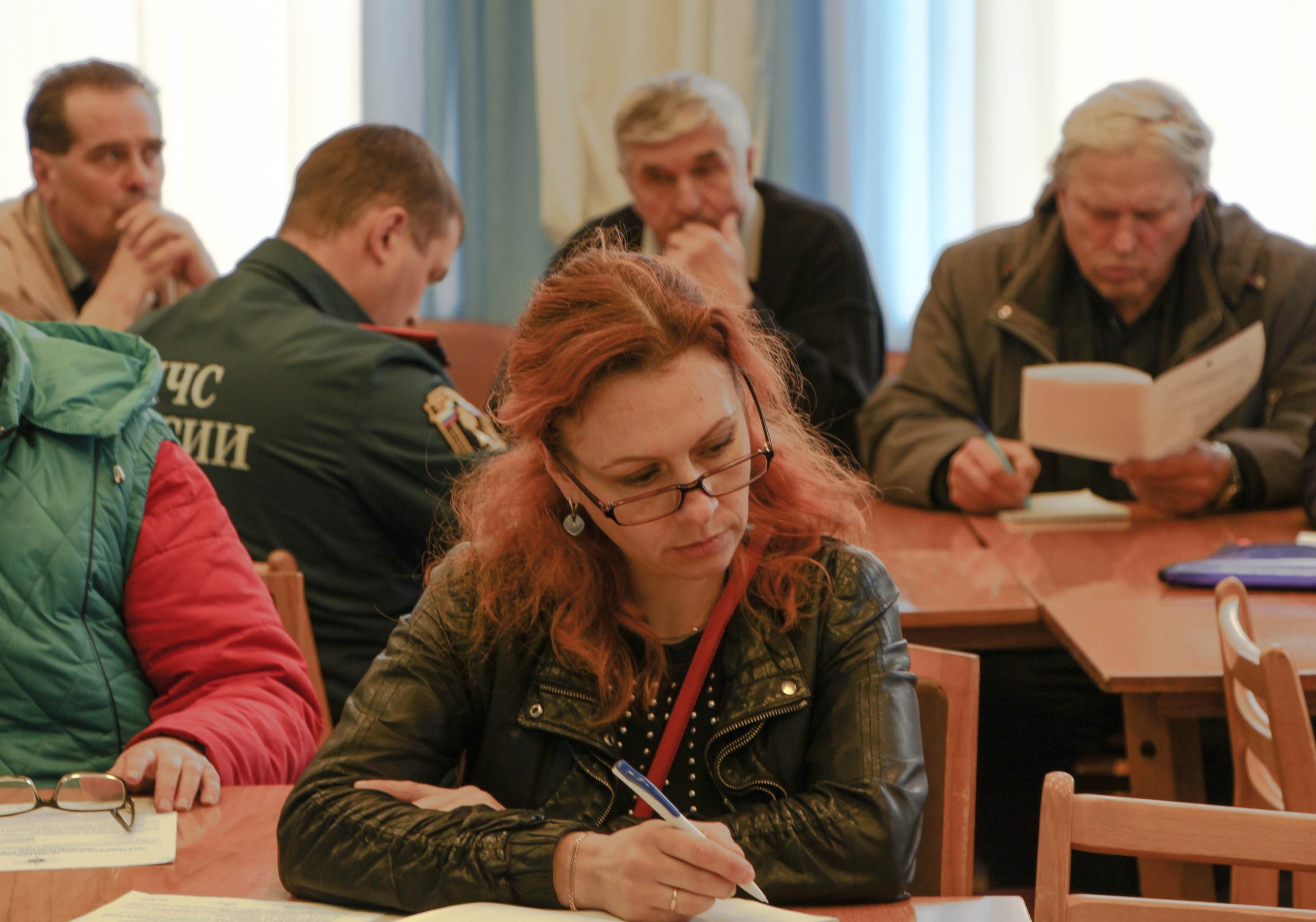 Под председательством руководителя администрации Николая Жилина прошло заседание комиссии по предупреждению и ликвидации чрезвычайных ситуаций и обеспечения пожарной безопасности.