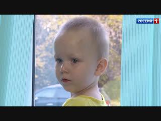 Мальчика Сашу из подъезда дома в Щелкове передали временной семье