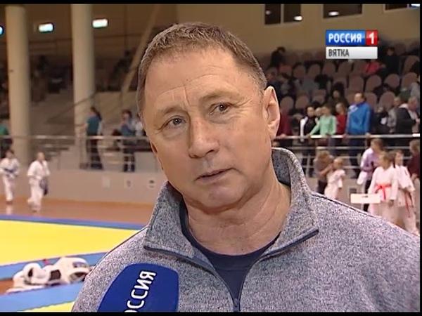 Турнир по всестилевому каратэ ГТРК Вятка