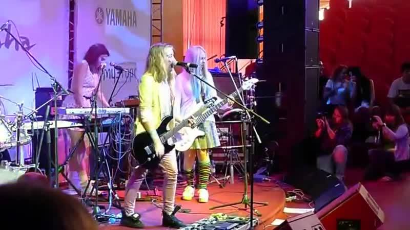 "Группа ""Пудра"" - ""Ты дурак"" (Yamaha Band Contest 2012)"