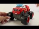 ВСПЫШ И ЧУДО МАШИНКИ Мультики промашинки Игрушки Вспыш пожарный Видео для детей (online-video-