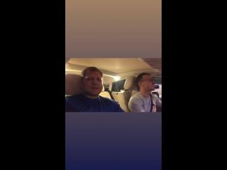 Александр Емельяненко поет как соловушка!
