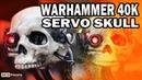 Warhammer 40K Servo Skull Cosplay Prop
