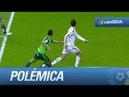 Polémica: gol de penalti de Cristiano (1-0) en el Real Madrid - Celta de Vigo - HD