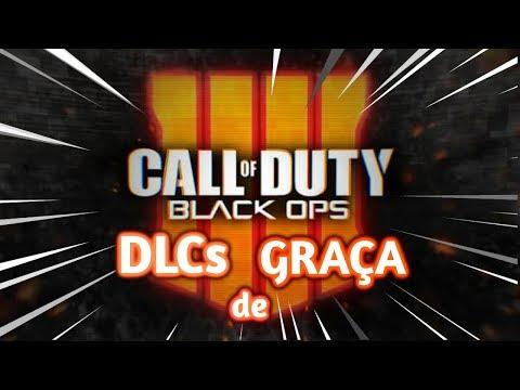 COD BLACK OPS 4 DLCs DE GRAÇA EM TODaS PLATAFORMAS