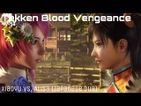Tekken Blood Vengeance - Xiaoyu vs. Alisa (Japanese Dub) REUPLOAD