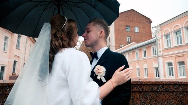 Илья и Виктория - Свадебный клип