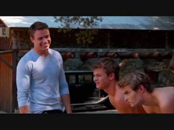 Kinky scene from The Brotherhood VI Initiation (2009)