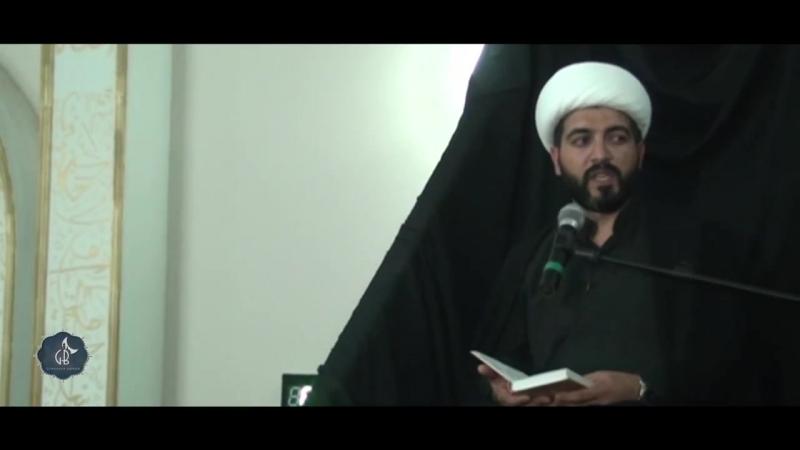 Haci Eldayaq 2018-Allaha Sukurler Olsunki Bizlerede Bu Ilde Imam Huseyn Meclisin