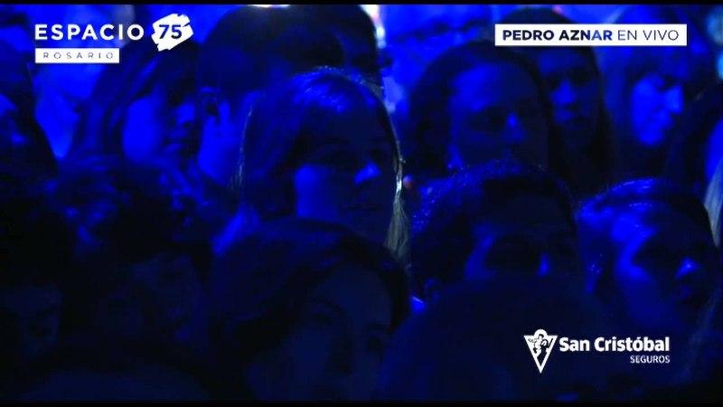 Pedro Aznar - Viernes 3 am - Espacio 75 Rosario - 24-06-15