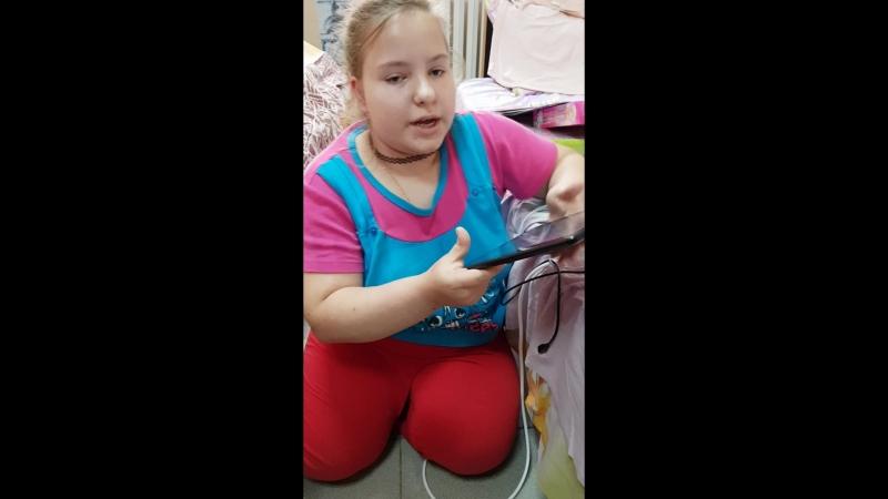 Видео до слёз Наташа поет песню про маму Её мечта