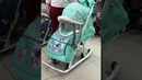 Санки коляска НИКА Disney baby 2