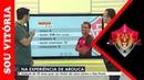 Com precisão de 92% nos Passes, Arouca quer ser titular contra o São Paulo