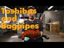 Toshibas and Bagpipes dropped hard drive recovery