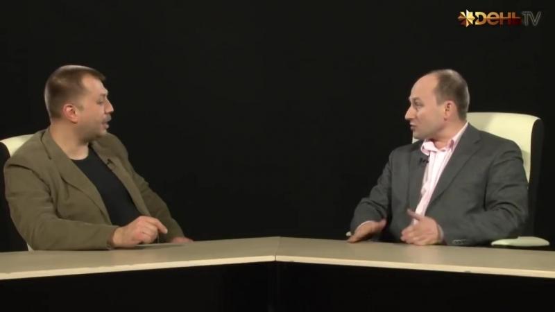 Николай Стариков Взгляд в прошлое интервью с главой ДНР