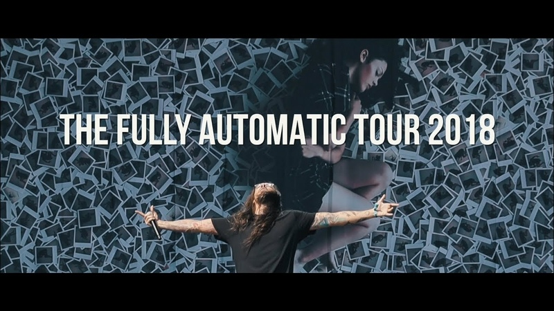 Annisokay - Fully Automatic Tour 2018 Trailer
