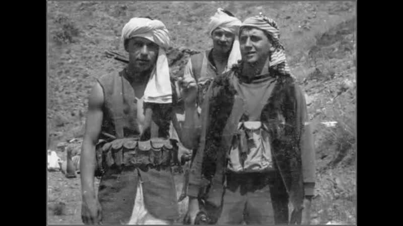 Песни Афгана. Вальс спецназа