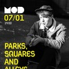 Parks, Squares And Alleys - 07.01 - MOD