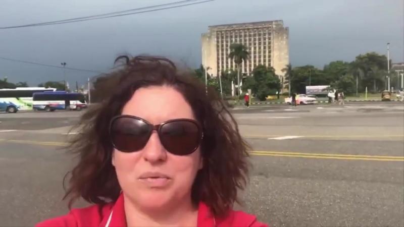 Я на Кубе Путевые заметки стр 2 Гавана Площадь Революции