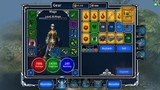 Eternium Mage And Minions IOS Android gameplay HD - Trial Of Nature 2 - Mage warrior