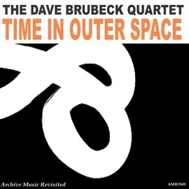 The Dave Brubeck Quartet альбом Time in Outer Space